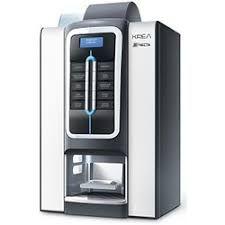 Aluguel de máquina de café e chocolate