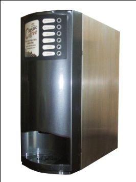 Locação de máquina de café e chocolate